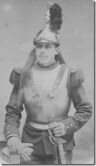 Un soldat d'avant 1914 Jean Lecoq