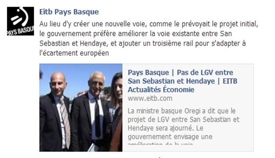 LGV basco