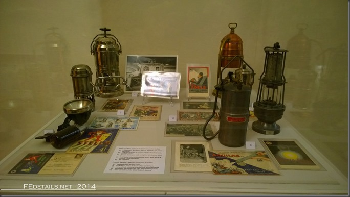 Mostra di grafica pubblicitaria e di oggetti rari della Ferrara del '900,25 Ottobre - 22 Novembre 2014, Ferrara, photo3