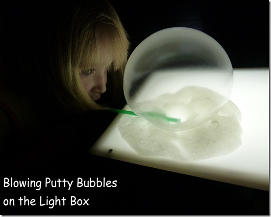 Putty Bubble Title