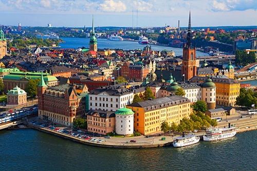 Stockholm-panorama-Sweden 9B