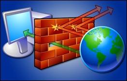 Esquema de como funciona um Firewall