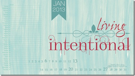January 2013 desktop www.papercraftmemories.com