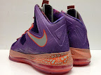 nike lebron 10 gr allstar galaxy 2 04 Release Reminder: Nike LeBron X All Star Limited Edition