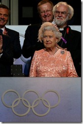 Queen Elizabeth II Olympics Opening Day Royals bh0KKC8SeIfl