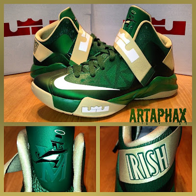nike zoom soldier 6 pe svsm away 3 02 First Look at Nike Zoom Soldier VI (6) SVSM Away PE