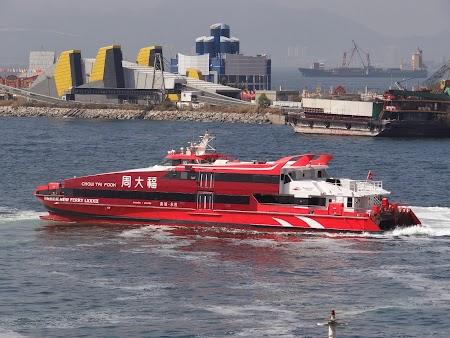 Ferry Hong Kong - Macao