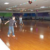 WBFJ Christian Skate Night - Skateland USA - Clemmons - 2-17-11