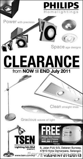 Philips-Home-Lightning-Clearance-2011-EverydayOnSales-Warehouse-Sale-Promotion-Deal-Discount