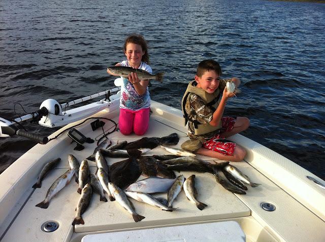 Calcasieu Fishing Charter