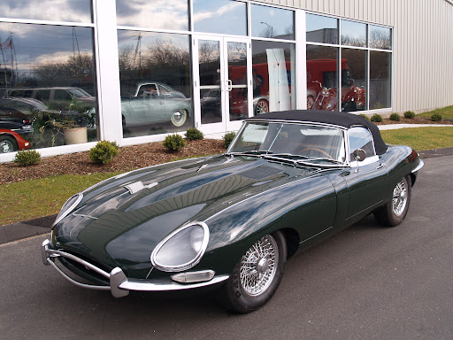 1966 Jaguar E-Type Series I in