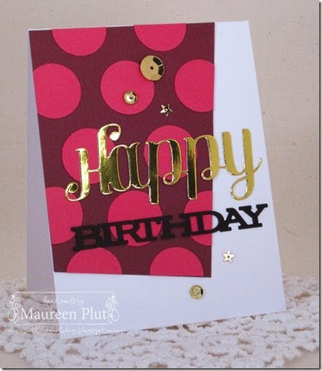 happy birthdaymaureenplut