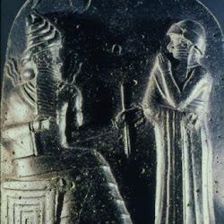 25 - Detalle del Codigo de Hammurabi