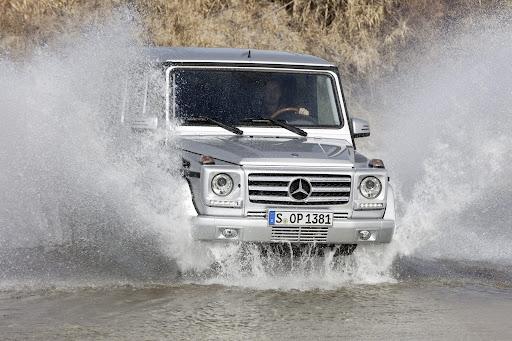 2013 mercedes-benz g-serisi ve g65 amg makyajlandı - turkeycarblog
