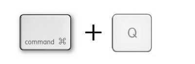 2Mac CommandQ