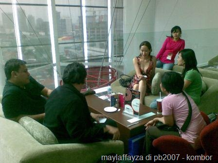 pb2007 Breakout Session, Celebrity Blog. Fasilitator: Maylaffayza.