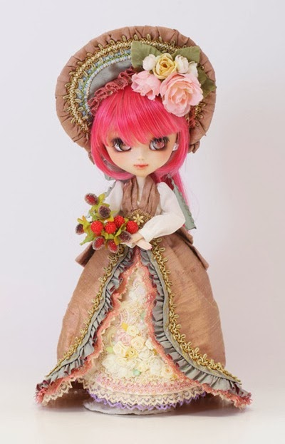 Forest Flower Princess Custom Pullip *chocola* 01