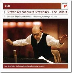 Stravinsky Consagracion Sony