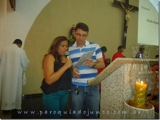 1º DOMINGO ADVENTO 2013 - PAROQUIA SÃO FRANCISCOD DE ASSIS (5)