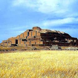 09.- Zigurat de Khouzestan khuzesta