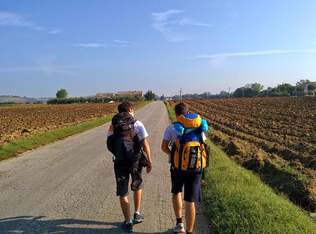 Campi Scuola Itineranti lungo la Via Lauretana
