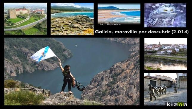 Galicia, maravilla por descubrir