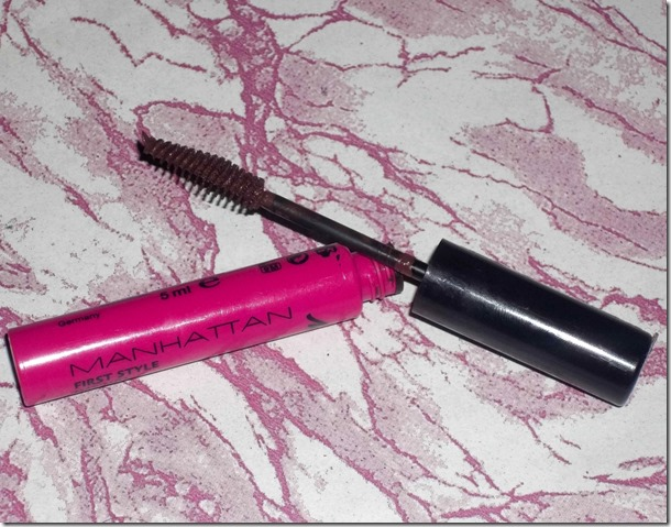 Manhattan First style mascara (2)