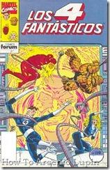 P00117 - Los 4 Fantásticos v1 #119