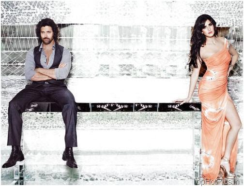 Katrina Kaif Hot Photos with Hrithik in Magazine 5