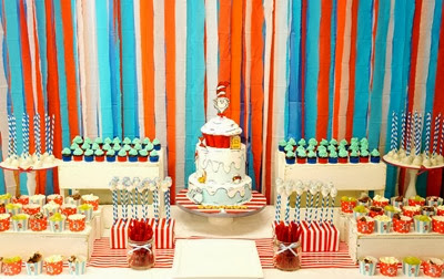 Baking Makes Things Better A Very Dr Seuss 1st Birthday Party