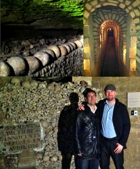 catacombs melange