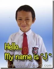 """Siswa dengan nama """"J"""""""