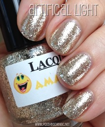 Lacquistry Amazeballz nail polish