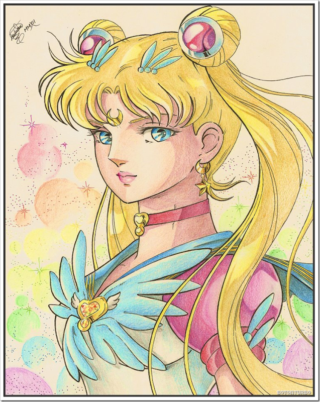 Sailor Moon - Saint Seiya Araki
