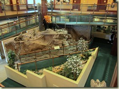 Interpretive Center Display