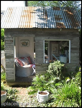 playhouse potting shed