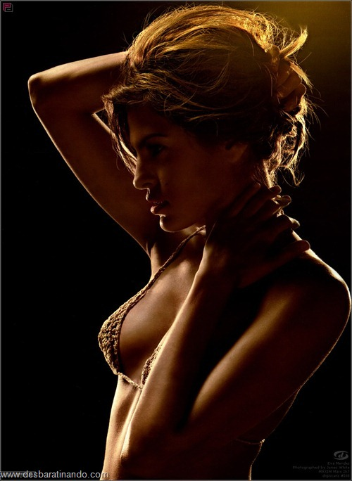 eva mendes linda sensual sexy sedutora photoshoot desbaratinando  (72)