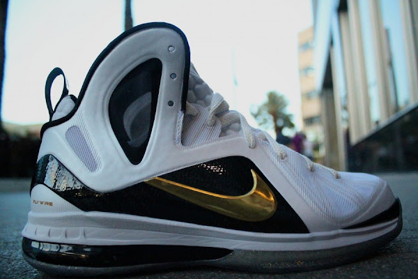 Nike LeBron 9 PS Elite 8220Home8221 Arriving at Retailers