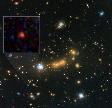 galáxia MACS0647-JD