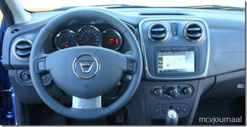 Dacia Sandero nieuw 02