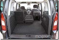 Dacia Lodgy - Renault Kangoo - Peugeot Partner 10