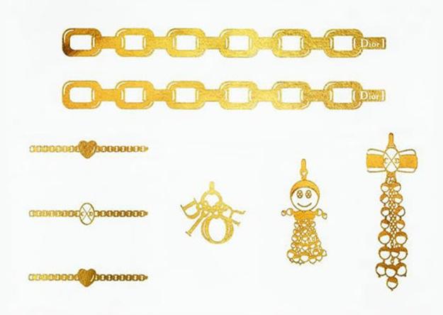 dior-golden-tatoo-2