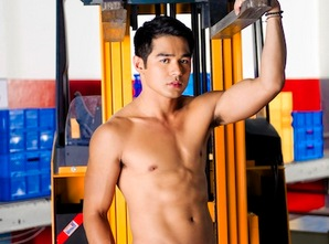 Benjamin Alves for Bench Summer 2013
