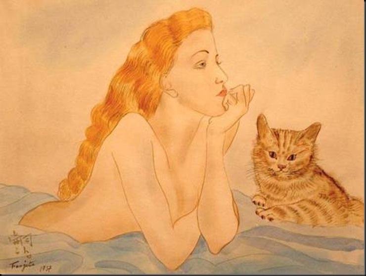 by Leonard Tsuguharu Foujita