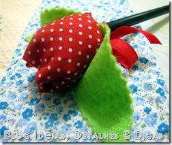 tulipa tecido