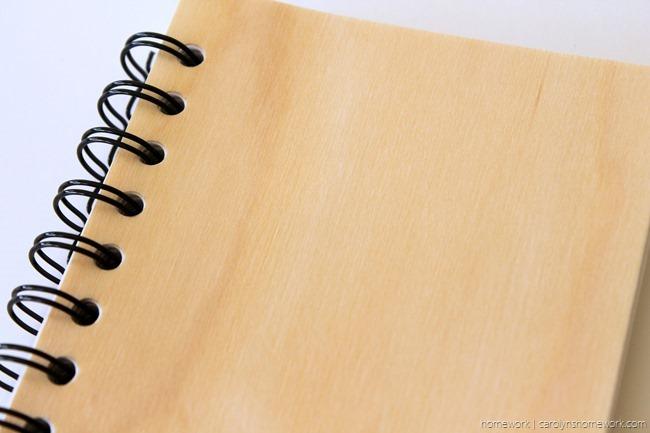 The Cinch DIY Notebooks via homework - carolynshomework (7)