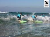 Surfen im Winter auf Fuerteventura   Bilder der Surfkurse vom 19. Dezember 2014