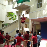 Independence Day Celebrations @ Santosh Nagar Boys Branch