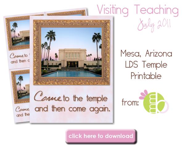 mesa, AZ VT printable graphic july 2011