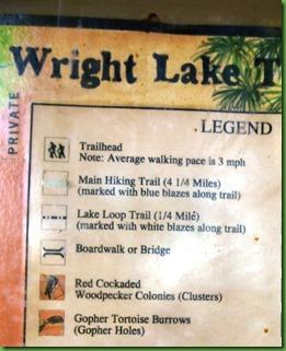 Map legend for blog